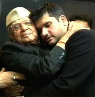 Congress veteran N D Tiwari, son likely to join BJP today