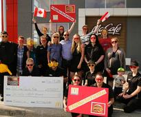 Big Mac for Fort Mac got its start in Peterborough