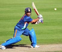 Top 5 highest totals in India-New Zealand One Day Internationals