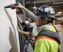 Ruling: Canada to hit U.S. with dumping duty on drywall exports