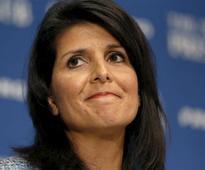 Nikki Haley urges international community to act on worsening Venezuela crisis