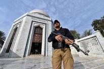 Seven die at Pakistan court as three suicide bombers attack