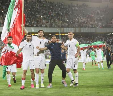 Iranians dance in streets as soccer team qualifies for 2018 World Cup