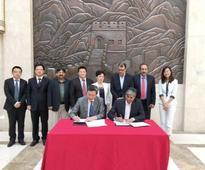 News service: Express Media Group, Xinhua sign accord