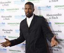 Jamie Foxx Becomes Full-On Hero And Saves Trapped Man From Burning Vehicle
