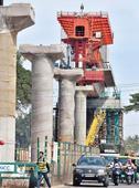 Work on metro Phase-2 picks up pace