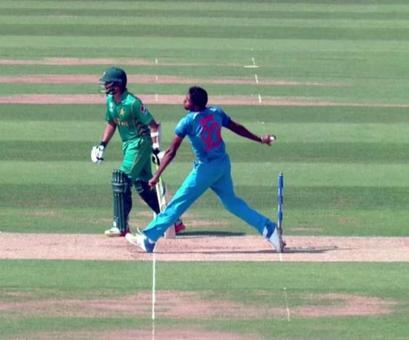 'You can't criticise India for bowling first'