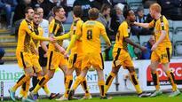 Cambridge squad too large - Derry