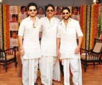 Here's what Nagarjuna has to say about his sons' wedding