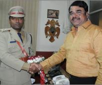 Shanthanu Sinha takes over as DCP