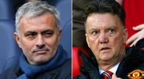 Are Man United getting better? Jose Mourinho's first 14 league games compared to Louis Van Gaal's final 14