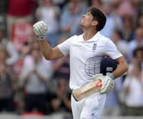 Alastair Cook Draws Level With Don Bradman