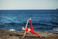 Upward Yoga, Downward Dog: Envee's Onboard Flywell App