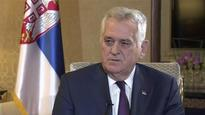 Tomislav Nikolic: Serbia won't align with East or West