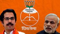 Shiv Sena fires again at BJP: rakes up UCC and alleges humiliation