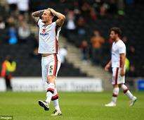 Stuart Dallas strike rescues point for Leeds at Hull as Rotherham secure survival