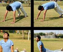 Mohammad Kaif's yoga tweet: Furore typical of religious right