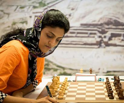 World Chess: Harika fights back to takes semis to tiebreaker