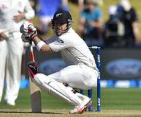 First Test: McCullum's cup of woes spills over in 100th Test as Voges