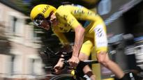 Froome extends lead as Dumoulin wins 13th stage
