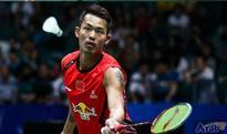 Lin Dan out of Singapore Open