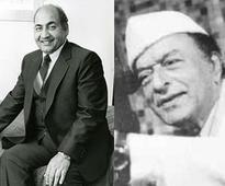 When film legend V. Shantaram chose Mohd Rafi for his venture!