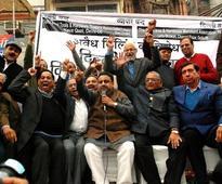 Delhi sealing drive: Traders hold mega rally, urge govt to bring ordinance