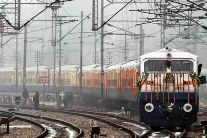 Railways earn Rs 14 billion via reserved ticket cancellation in FY17