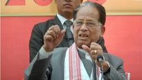 Tarun Gogoi says four Assam Padma awardees selected on 'behest of BJP leaders'