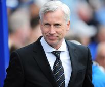 Pardew focused on summer plans