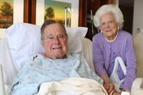 Bush ready to leave ICU