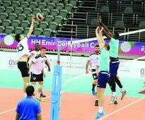 Emir Cup volleyball kicks off