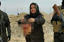 Meet the assassin gran who 'beheads and cooks ISIS fighters'