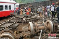 Xi sends condolences to Cameroon president over train tragedy