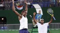 Venus Williams wins historic fifth Olympics medal