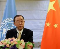 Ban Ki-Moon Says It's Time For A Woman To Fill His UN Role Already