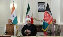 The Chabahar troika