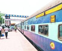 Rail services hit again in Barak Valley