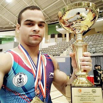 India at CWG: Gymnast Patra eyes medal for better life