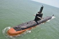 First of six Scorpene-class submarines handed over to Navy