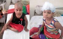 Abandoned for being girls, two starving kids rescued by police from a dingy house in North-west Delhi
