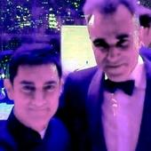 Aamir Khan parties with Daniel Day-Lewis at TIME gala