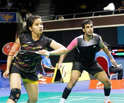 Pranaav-Sikki beaten in Japan Open semis