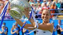 Cibulkova wins Eastbourne final for her 2nd title this year