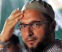 Congress leader attack: Owaisi surrenders before police, granted bail