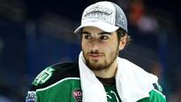 Looking to make the leap: Nick Schmaltz