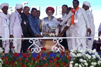 PM Modi in poll-bound Gujarat launches Ro-Ro ferry service, other projects