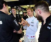 Nico Rosberg Faces Stewards Over Hungary Pole Lap