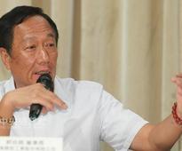 Trump effect may give Hon Hai chief presidential aspirations