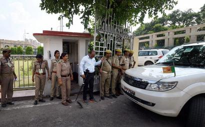 Explosive found in UP assembly, NIA probe recommended